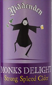 Monk's Delight, Mulled Cider